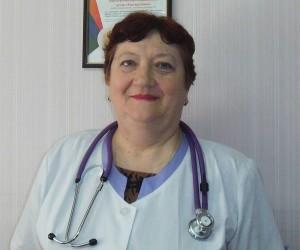 Врач невролог Тарасова Надежда Степановна